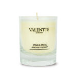 Verbena and peppermint Soy Wax Candle